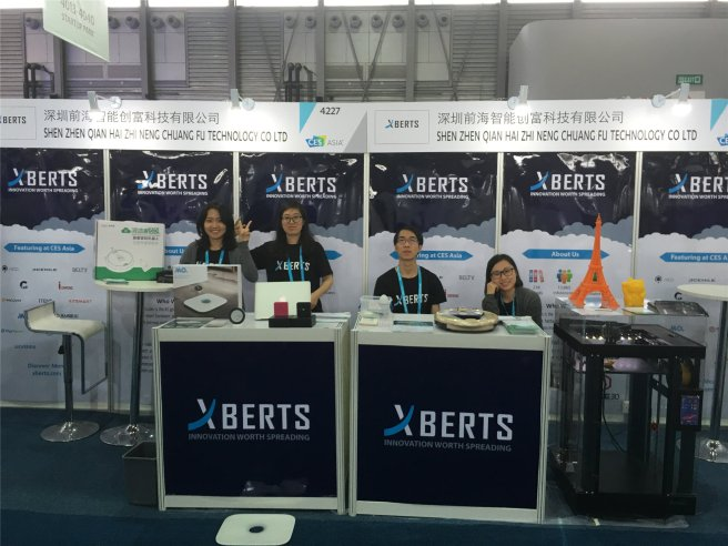 Team Xberts Ready For CES Asia